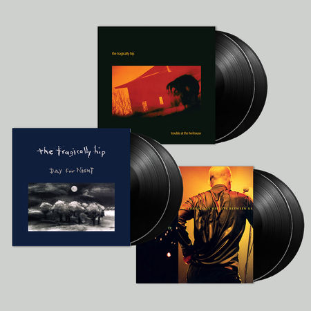 The Tragically Hip: Essential Vinyl Bundle - Vol. 2