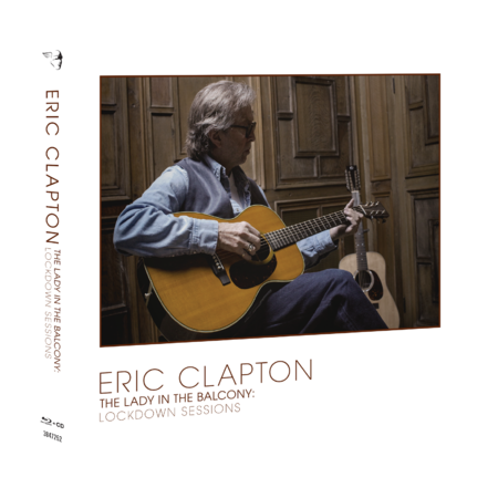 Eric Clapton: Lady In The Balcony: Lockdown Sessions: Blu-Ray + CD