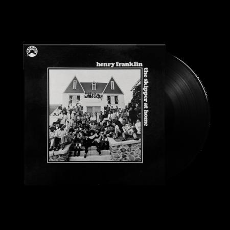 Henry Franklin: The Skipper at Home: Vinyl LP [Remastered]