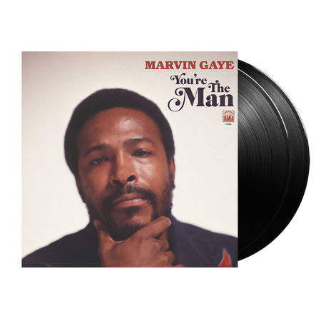 Marvin Gaye: You're The Man (2LP)