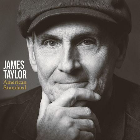 James Taylor: American Standard (CD)