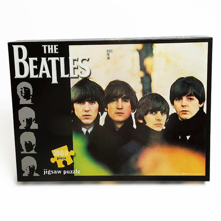 The Beatles: Beatles For Sale 1000pc Jigsaw puzzle