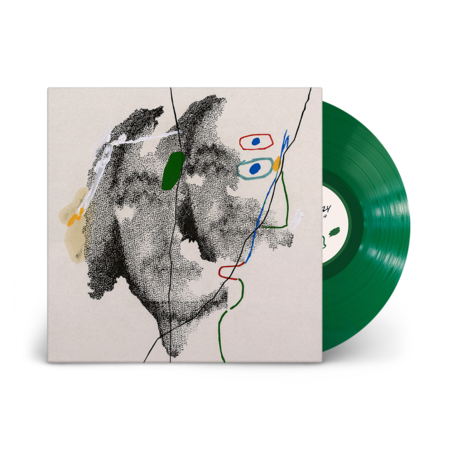 quickly, quickly : The Long and Short of It: Forest Green Vinyl LP