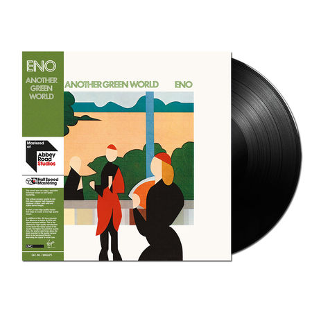 Brian Eno: Another Green World (2LP)