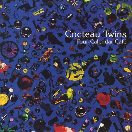 Cocteau Twins: Four Calender Cafe (LP)