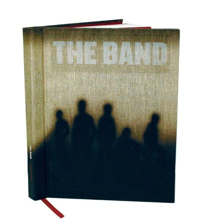 The Band: A Musical History (5CD + DVD)