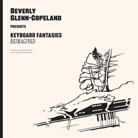 Beverly Glenn-Copeland: Keyboard Fantasies Reimagined: CD