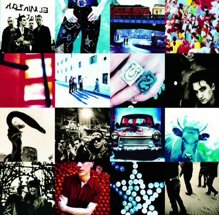 U2: Achtung Baby (Deluxe Edition) (2CD)