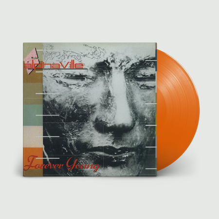 Alphaville : Forever Young: Limited Edition Orange Vinyl