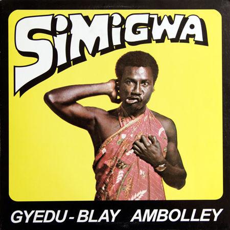 Gyedu-Blay Ambolley: Simigwa