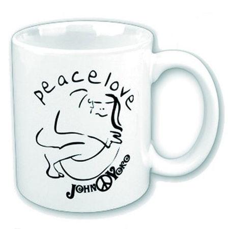 John Lennon: John Lennon Embrace Mug