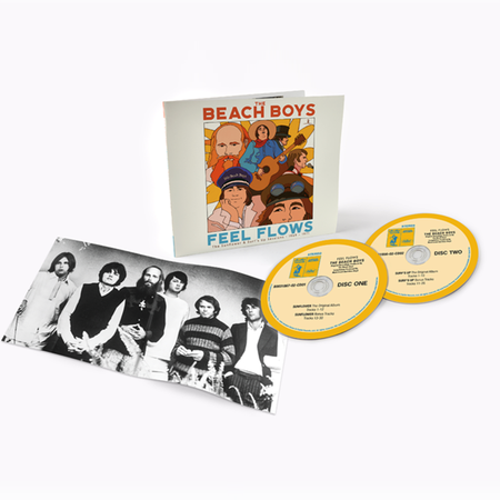 The Beach Boys: The Sunflower & Surf's Up Sessions 1969-1971: 2CD