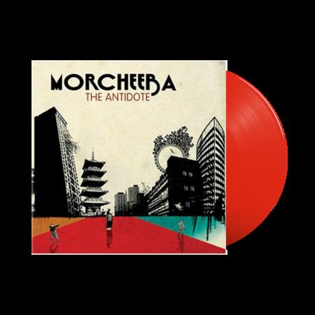 Morcheeba: Antidote: Limited Edition Translucent Red Vinyl