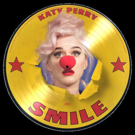 Katy Perry: Smile: Exclusive Picture Disc Vinyl