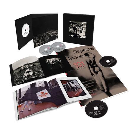 Depeche Mode: 101: Deluxe Edition Boxset