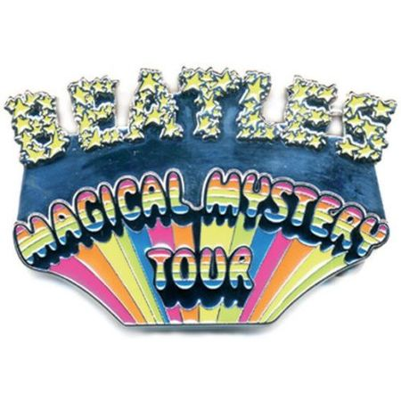 The Beatles: Magical Mystery Tour Buckle