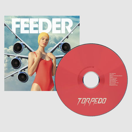 Feeder: Torpedo: CD