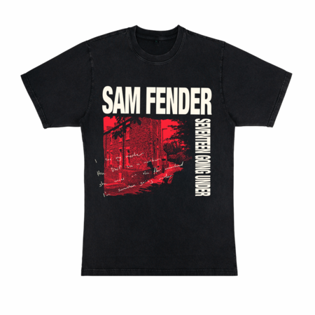 Sam Fender: Seventeen Going Under Tee