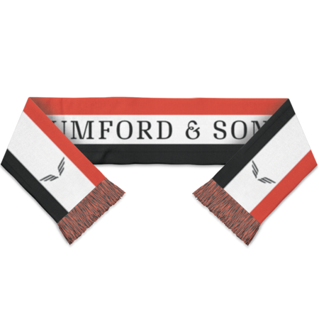 Mumford & Sons : Mumford Football Scarf