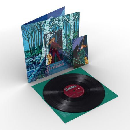 Tori Amos: Signed Christmastide Vinyl
