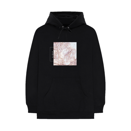 Shawn Mendes: Lost In Japan Black Hoodie - XL