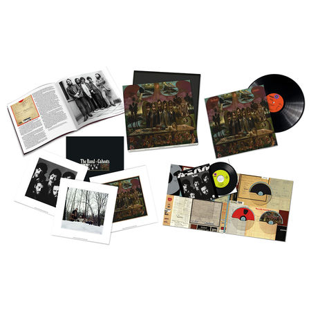 The Band: Cahoots - 50th Anniversary: Super Deluxe Edition Box set
