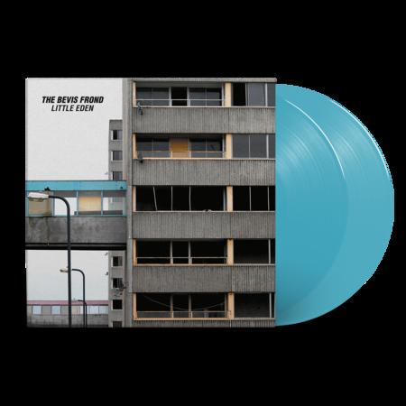 The Bevis Frond: Little Eden: Limited Edition Blue Vinyl 2LP