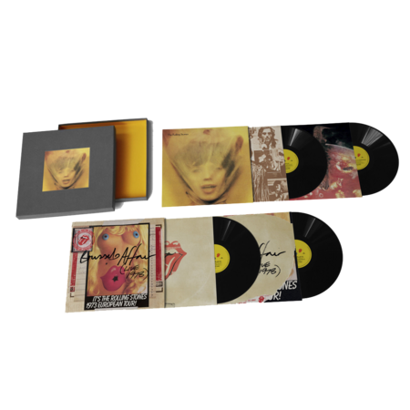 The Rolling Stones: Goats Head Soup 2020 Super Deluxe Vinyl Box Set