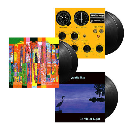 The Tragically Hip: Essential Vinyl Bundle - Vol. 3