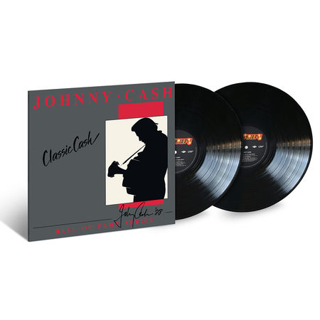 Johnny Cash: Classic Cash: Hall Of Fame Series