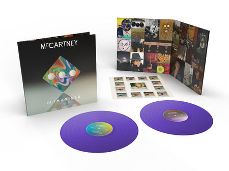 Paul McCartney: McCartney III Imagined - Limited Edition Exclusive Violet 2LP