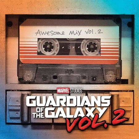 Soundtrack: Guardians Of The Galaxy V2