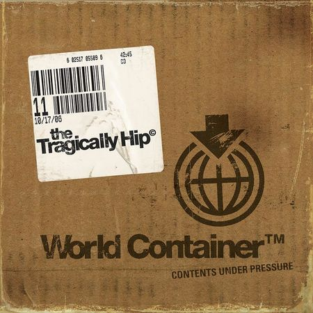 The Tragically Hip: World Container (CD)