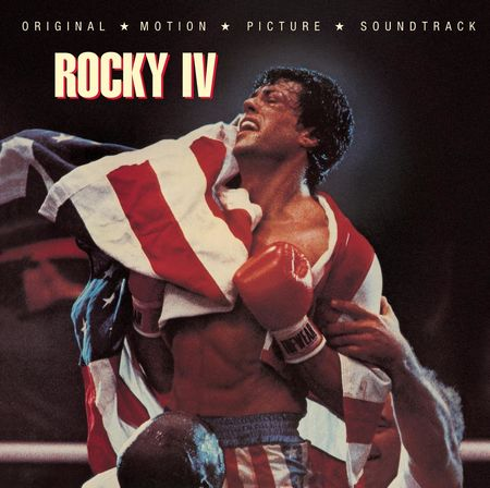 Original Soundtrack: Rocky IV [OST]: Limited Edition Picture Disc [Die Cut Sleeve]