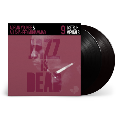 Adrian Younge, Ali Shaheed Muhammad : Instrumentals JID009: Black Vinyl 2LP