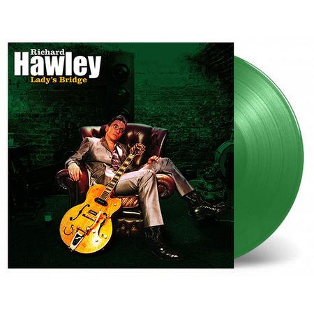 Richard Hawley: Lady's Bridge: Limited Edition Green Coloured Vinyl