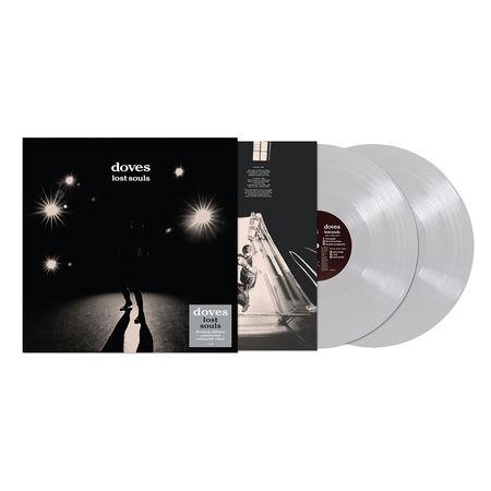 Doves: Lost Souls: Grey Coloured Vinyl
