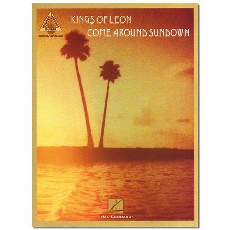 Kings Of Leon: Come Around Sundown (Guitar Tab) (Paperback)