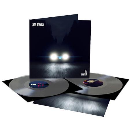 Anathema: The Optimist: Exclusive Clear Vinyl