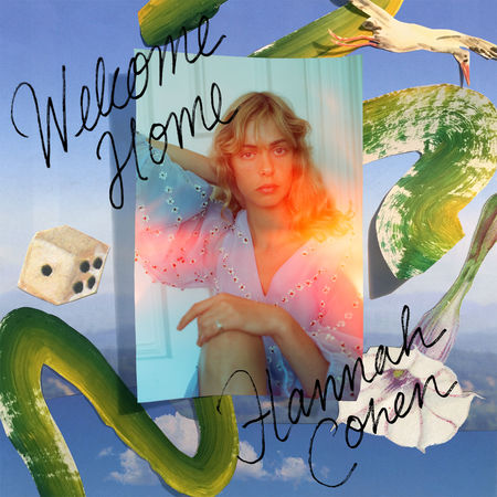 Hannah Cohen: Welcome Home: Limited Sky Blue Vinyl