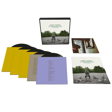 George Harrison: All Things Must Pass: Deluxe 5LP