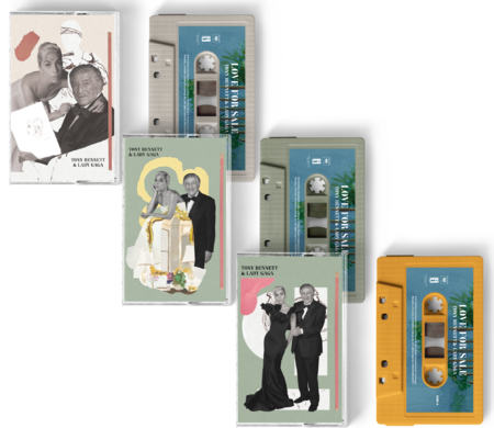 Tony Bennett & Lady Gaga: Love For Sale Cassette Bundle