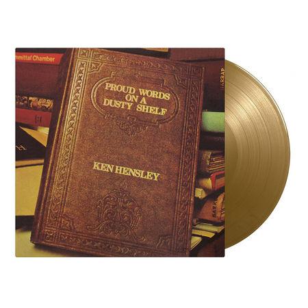 Ken Hensley: Proud Words On A Dusty Shelf: Limited Edition Gold Vinyl