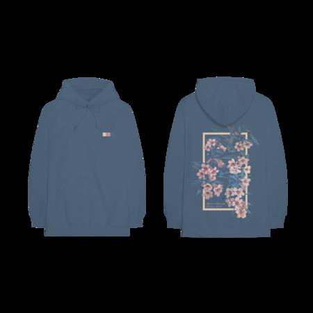 Shawn Mendes: Winter Floral Hoodie II - XL