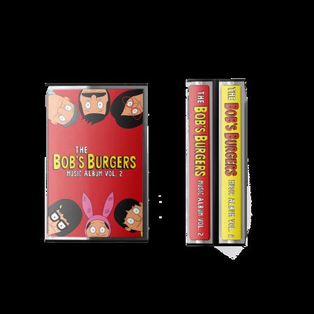 Original Soundtrack: The Bob's Burgers Music Album Vol. 2: Double Cassette