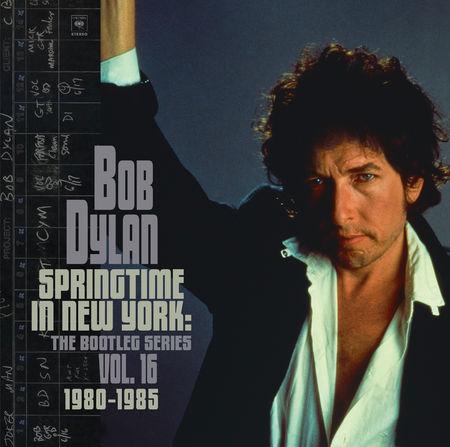 Bob Dylan: Springtime In New York: The Bootleg Series Vol. 16 (1980 – 1985) 2LP