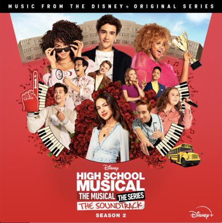 Various Artists: High School Musical - The Musical: Original Soundtrack Season 2