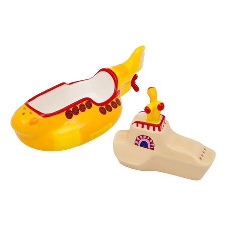 The Beatles: Yellow Submarine Salt And Pepper Set