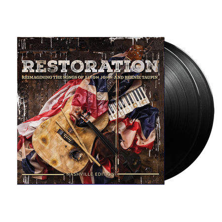 Various Artists: Restoration: Reimagining The Songs Of Elton John & Bernie Taupin