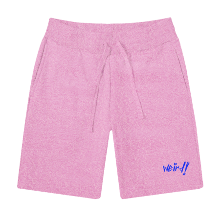 Yungblud: WEIRD! FRENCH TERRY SHORTS